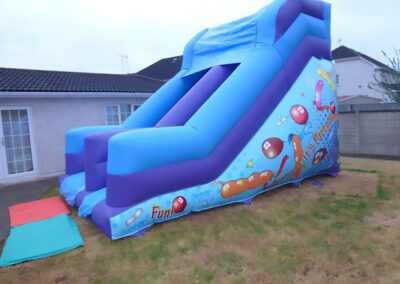 10ft Platform Slide