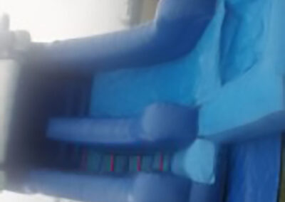 9ft Platform Water Slide & Detachable Water Pit