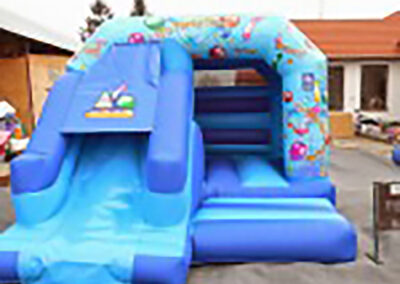 Front Slide Party Combi