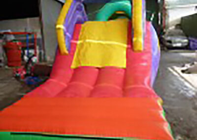 Jungle Obstacle Course (Two Part)