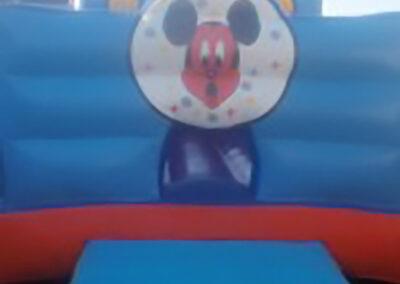 Mickey Mouse Train Combi