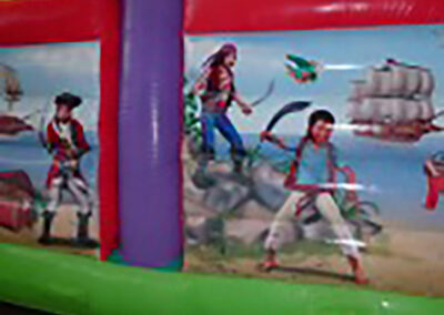 Pirate Obstacle Course (Two-Part)
