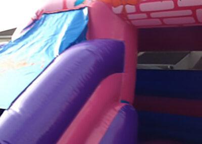Bouncy Castles Ratoath Princess Combi Castle