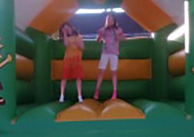 Ratoath Bouncing Castles Simpsons Castle 12x14