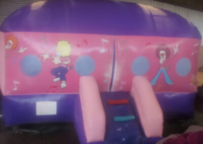 Ratoath Bouncing Castles Small Dance Dome