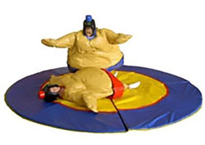 Ashbourne Bouncy Castles Sumo Suits