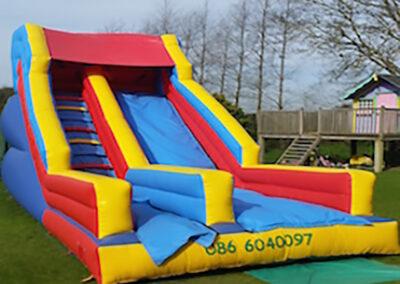 Bouncing Castles Dubshaughlin Super Slide 10ft Platform
