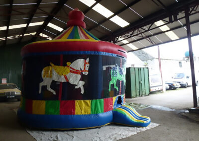 Bouncing Castles Dubshaughlin The Carousel