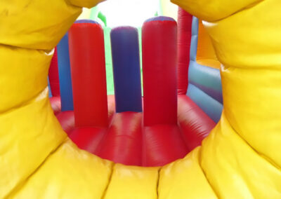 Bouncing Castles Dubshaughlin Two Part Party Theme Obstacle Course