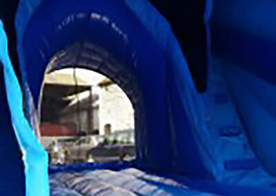 Bouncy Castles Ratoath Under the Sea, Enclosed 10ft platform slide